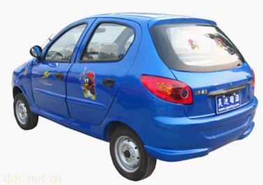 昊迪电动汽车 ,铁壳标致闪亮上市空白区域代理 高清图片